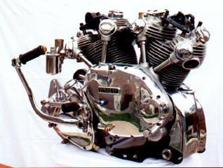 Vincent Engine - Technical Information