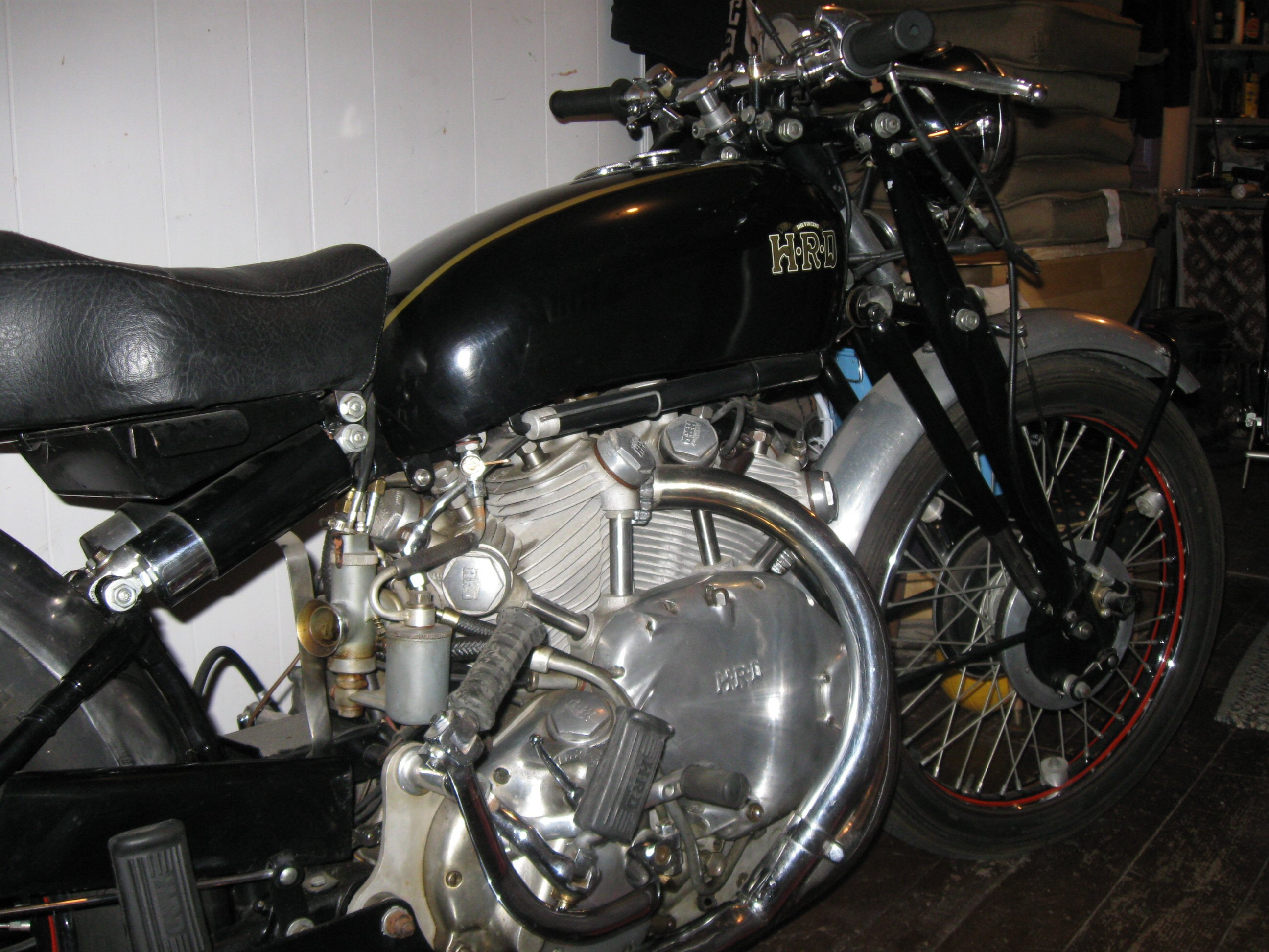 Vincent Motorcycle Free Classifieds 1948 Indian Engine Diagram Sold 1949 Rapide In Canada It Has A Bit Of Provenance Runs Fine And All Matching Cases Frame Is Registered With The Voc Who Have Sent
